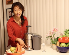 How to Use a Breville 800JEXL & Making Carrot Juice