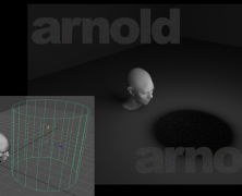 Arnold For Maya – Lights 3